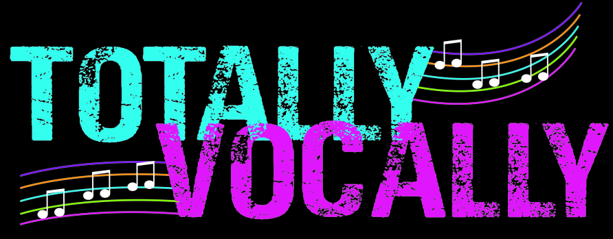 www.totallyvocally.com Logo